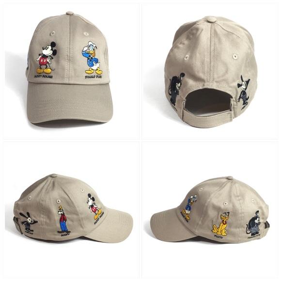 8c82a2145b17cb Disney Accessories | Parks Mickey Mouse Ball Cap | Poshmark